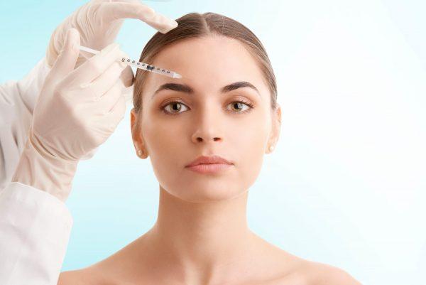 Forehead Wrinkles Treatment - Botulinum Toxin (Botox) & Brow Lift