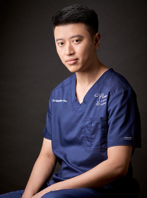 Dr Matthew Yeo, Picasso Plastic Surgery, Consultant Plastic Surgeon, Singapore